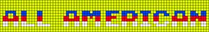 Alpha pattern #6139