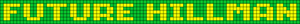 Alpha pattern #6146