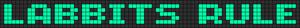 Alpha pattern #6154