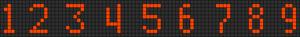 Alpha pattern #6159