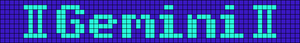 Alpha pattern #6168