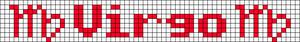 Alpha pattern #6169
