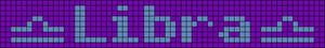 Alpha Friendship Bracelet Pattern #6170