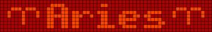 Alpha pattern #6171