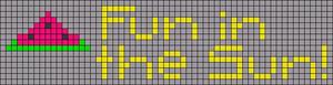 Alpha pattern #6179