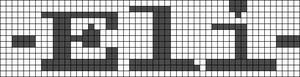 Alpha pattern #6191