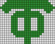 Alpha pattern #6196