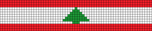 Alpha pattern #6198
