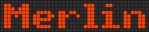 Alpha pattern #6204