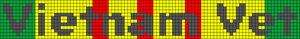 Alpha pattern #6207