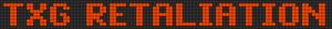 Alpha pattern #6208