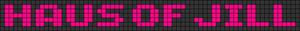 Alpha pattern #6220