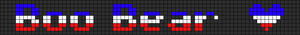 Alpha pattern #6221