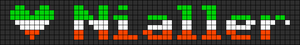 Alpha pattern #6229