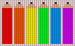 Alpha pattern #6235