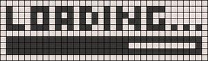 Alpha pattern #6237