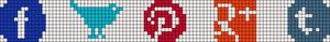 Alpha pattern #6239