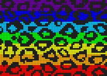 Alpha pattern #6241