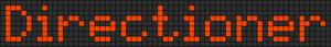 Alpha pattern #6246