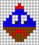 Alpha pattern #6249