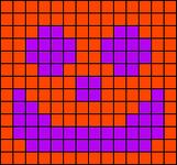 Alpha pattern #6256