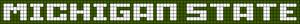 Alpha pattern #6264