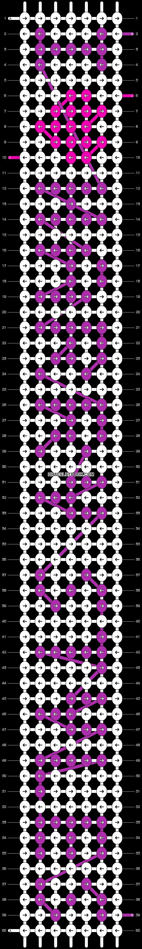 Alpha pattern #6275 pattern