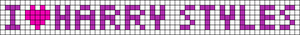 Alpha pattern #6275