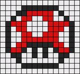 Alpha pattern #6276