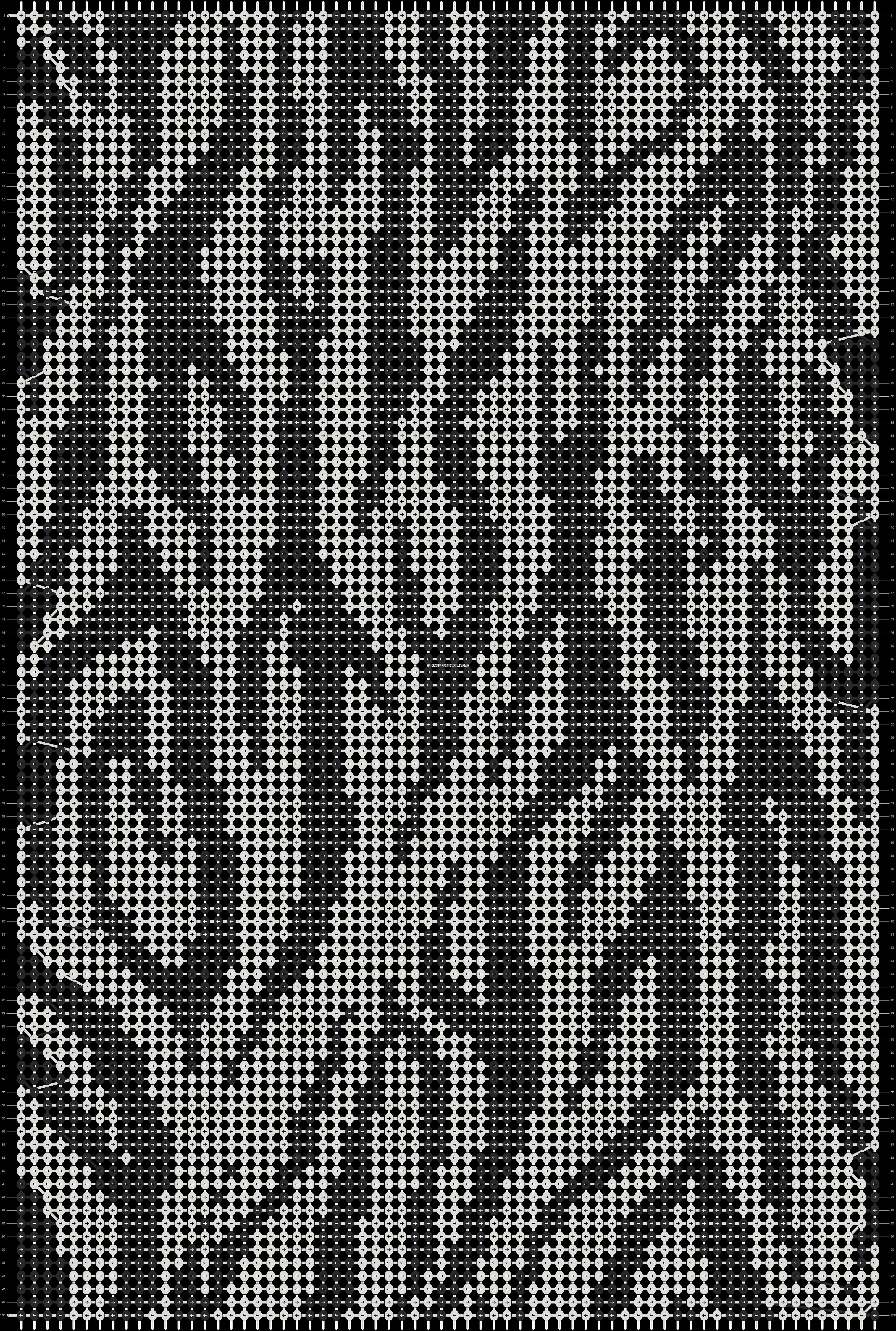 Alpha pattern #6278 pattern