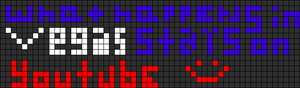 Alpha pattern #6283