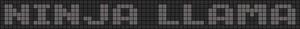 Alpha pattern #6284
