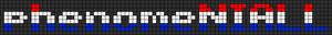 Alpha pattern #6286