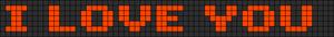 Alpha pattern #6287