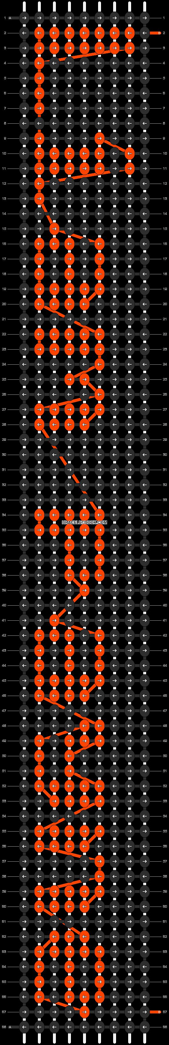 Alpha pattern #6288 pattern