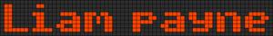 Alpha pattern #6288