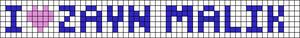 Alpha pattern #6290