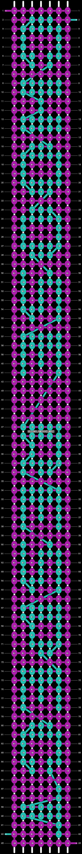 Alpha pattern #6294 pattern
