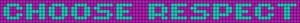 Alpha pattern #6294