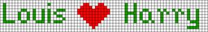 Alpha pattern #6298