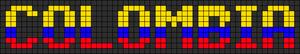 Alpha pattern #6309