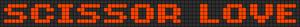 Alpha pattern #6312