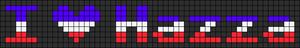 Alpha pattern #6314