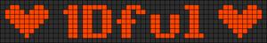 Alpha pattern #6315