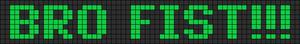 Alpha pattern #6316