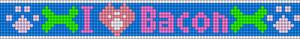 Alpha pattern #6317
