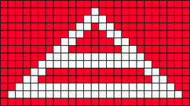 Alpha pattern #6318