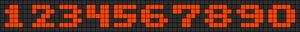 Alpha Friendship Bracelet Pattern #6319