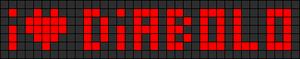 Alpha pattern #6321