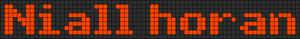 Alpha pattern #6327